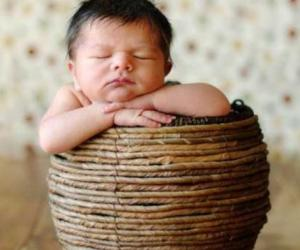 宝宝睡姿3