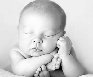 宝宝睡姿6