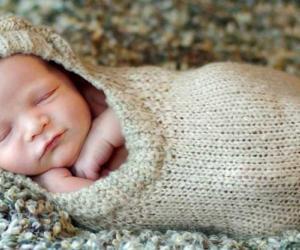 宝宝睡姿8