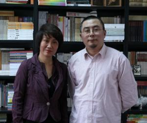 《出版营销》主编三石采访刘瑞琳总编辑