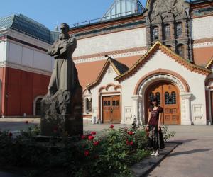 01 特列季亚科夫美术馆