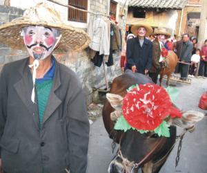 犁春牛(连城)