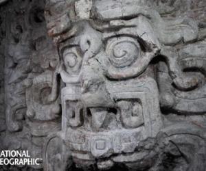 危地马拉发现玛雅神庙