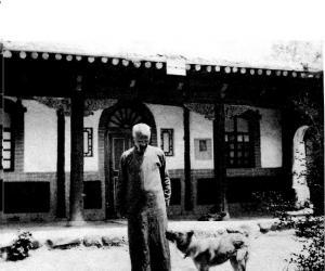 费惠民1946年在黑嘴村