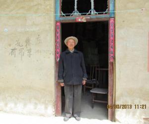 88岁的刘宪武老人