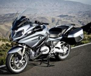 12BMW摩托车