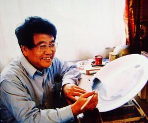 南昌瓷板画传承人冯杰先生