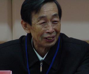 01 万鹏老师在山东省民俗学会第四次代表大会上(20.