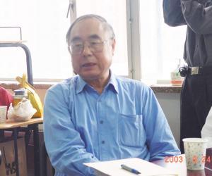 2003-09-24-祁连休在文学所成立50周年座谈会上R557.