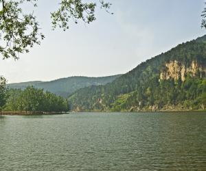 图1:织女洞景区全景