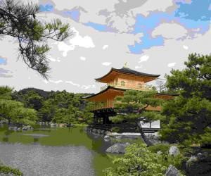 京都寺庙——金...(图)