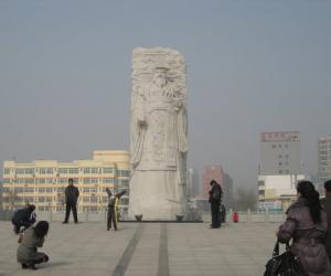 5咸阳是秦汉文化的重要发祥地。
