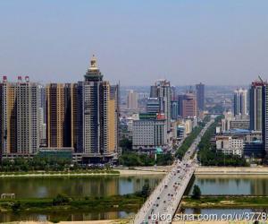 6咸阳是中国甲级对外开放城市