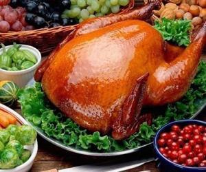 13  圣诞大餐吃火鸡