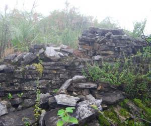 吴著厅遗址残墙
