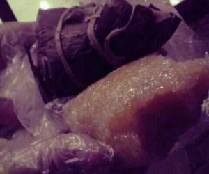 4.咖喱味粽子