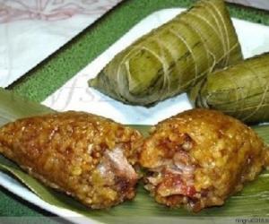 14.巴西香猪酸菜粽