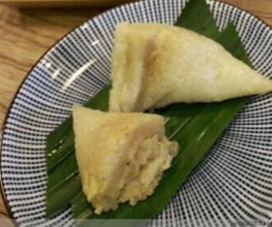 18. 榴莲粽