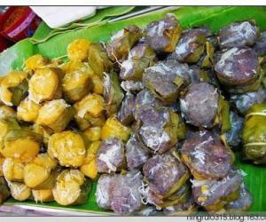 26. 印度尼西亚人对粽子馅特别讲究