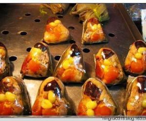 31. 缅甸人也爱吃粽子