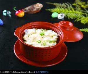 9. 乌鱼蛋汤