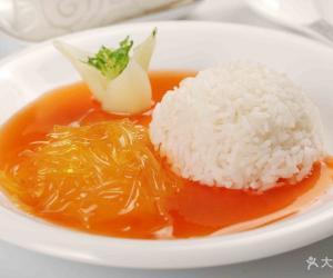 10红花鱼翅捞饭