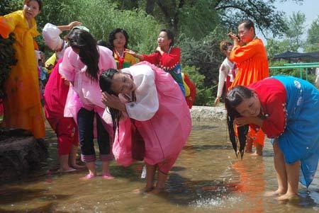 朝鲜族传统节日 流头节 岁时节日 民俗学博客